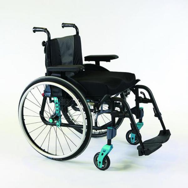 Invacare Action 5 Rigid Manual Wheelchair