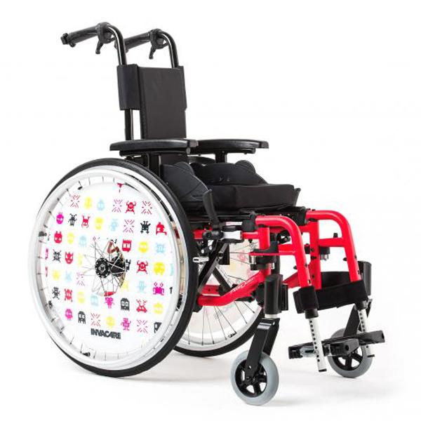 invacare 3 junior manual wheelchair