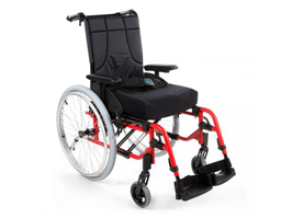 Invacare Action 4 NG HD Manual Wheelchair