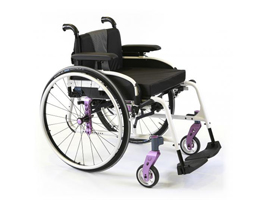 Invacare Action 5 Rigid Manual Wheelchair
