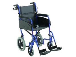 Invacare Alu Lite Manual Wheelchair