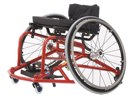 Invacare Pro Basketball/Tennis Manual Wheelchair