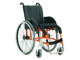 Invacare XLT Fixed Manual Wheelchair