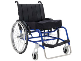 Invacare XLT Max Manual Wheelchair