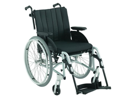 Invacare XLT Swing Manual Wheelchair