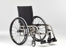 Ki Mobility Catalyst 5 Ti Manual Wheelchair