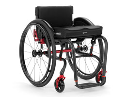 Suspension Rigid Manual Wheelchairs