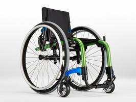 Ki Mobility Little Wave Clik Manual Wheelchair