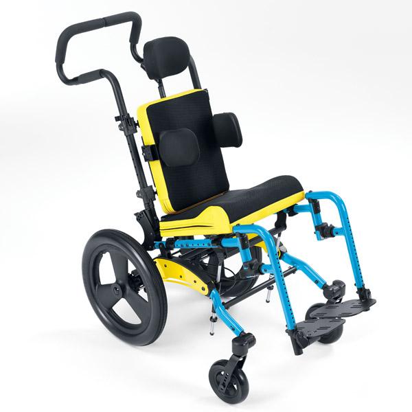 Ki Mobility Little Wave Flip Manual Wheelchair