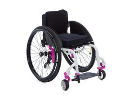 Permobil TiLite Twist Manual Wheelchair
