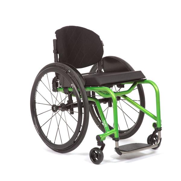 Permobil Tilite Aero T Manual Wheelchair