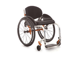 Permobil Tilite Aero Z Manual Wheelchair