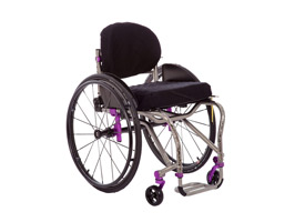 Permobil Tilite TRA Manual Wheelchair
