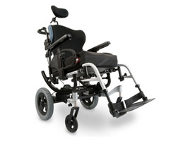 Quickie Iris XL Manual Wheelchair