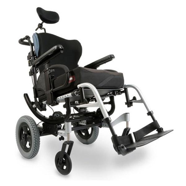 Quickie Iris Manual Wheelchair