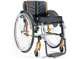 Quickie Life R Manual Wheelchair