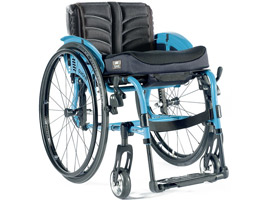 Quickie Life RT Manual Wheelchair