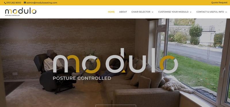 Visit modulo website
