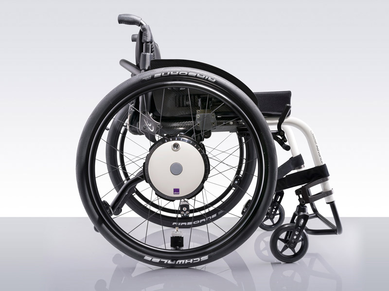New Alber Twion Power Assist Wheels