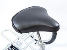 Basic Seat Post & Saddle