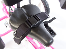 Padded Dual Pull Pelvic Strap