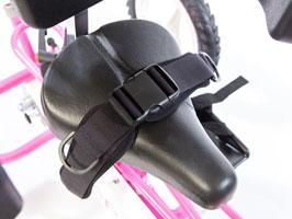 Padded Dual Pull Pelvic Strap