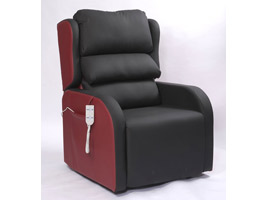 Affinity Bariatric Riser Porter Chair