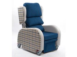 Alpha Plus Riser Porter Chair