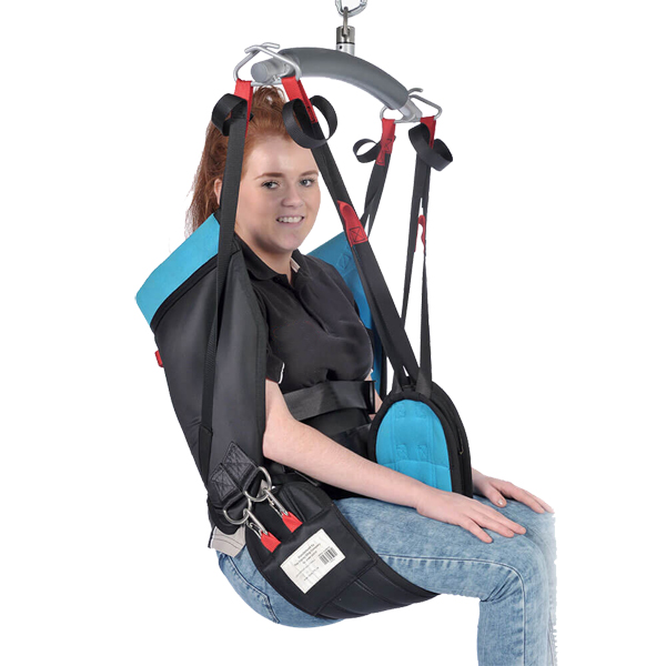 Quick Access Toileting and Transfer Sling