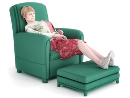 SPECIALIST SEATING CASE STUDY - WILMA'S STORY