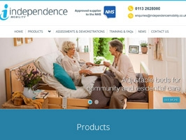 Independence Mobility Launch New Website