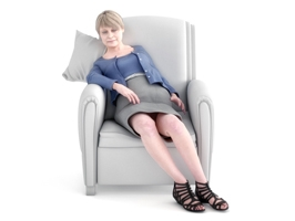 SPECIALIST SEATING CASE STUDY - MARGARET'S STORY