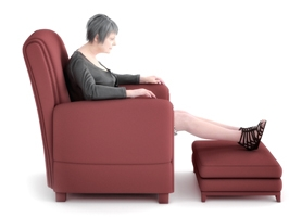 SPECIALIST SEATING CASE STUDY - JOAN'S STORY
