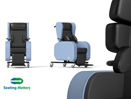 APPROVED SUPPLIER OF SEATING MATTERS SPECIALIST CHAIRS