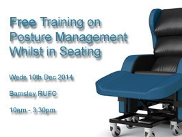 FREE Posture Management Training - 10th Dec 2014